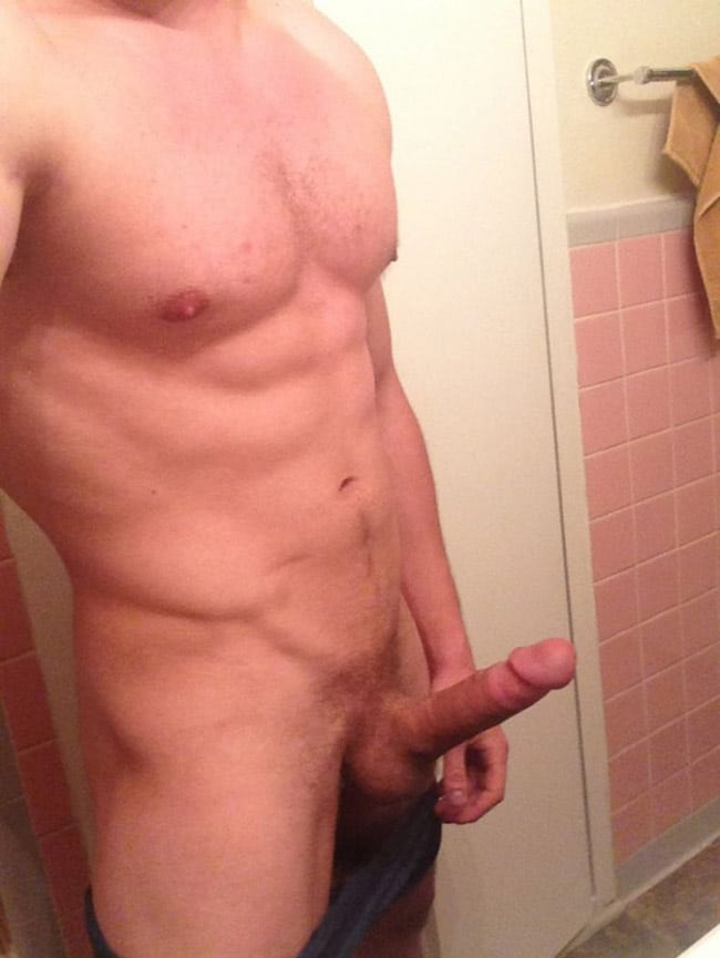 Big Guy And Large Dick