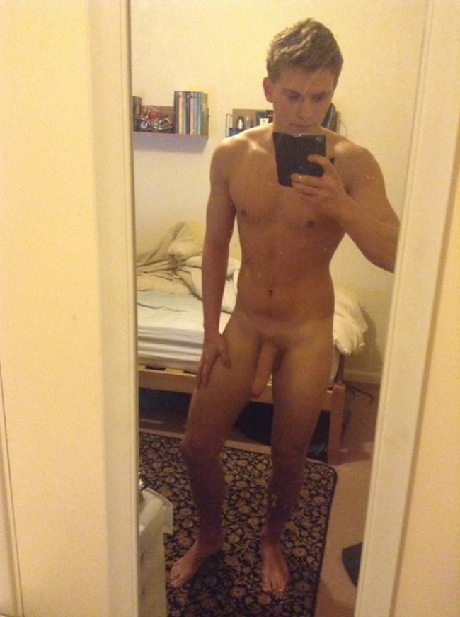 Boy With Soft Penis