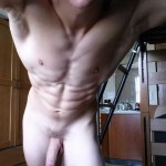 Sexy Boy With A Nice Hanging Dick