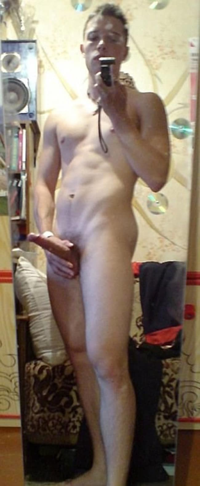 Dude With Hard Dick