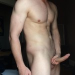 Sexy Guy Showing Big Cut Erection