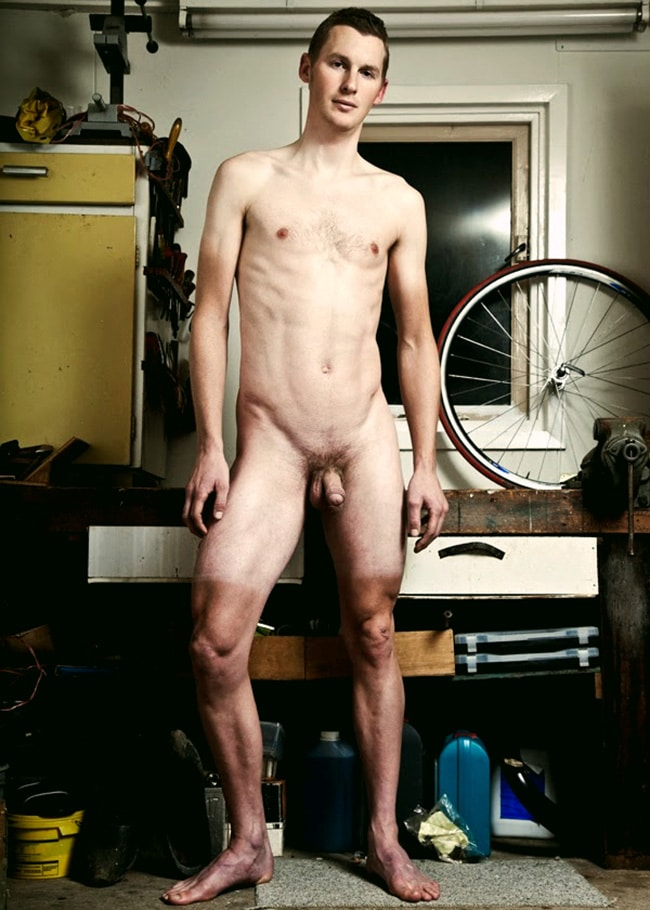 Naked famous rich blue stretch super skinny guy