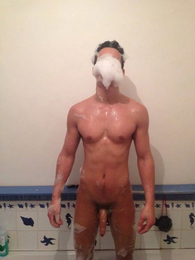 Soapy Guy's Dick